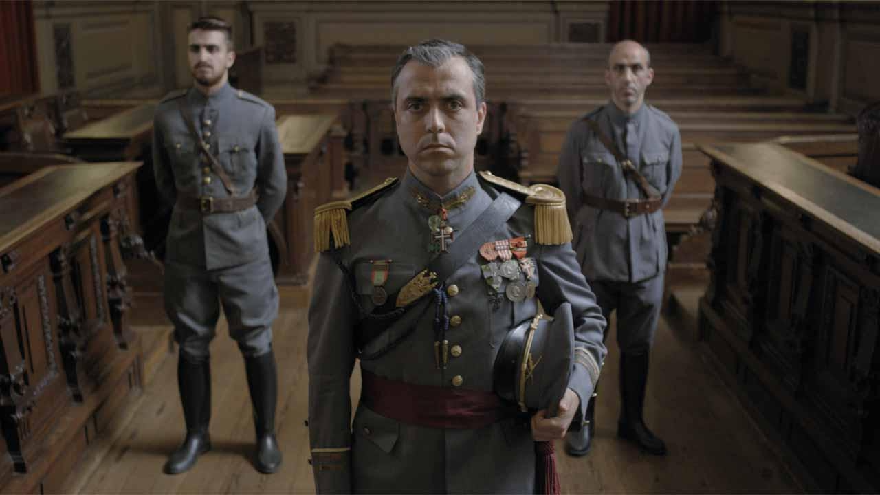 "Still from the film ""Sefarad,"" about Portuguese Jewish hero Artur Carlos de Barros Basto. (Photo/Courtesy Jewish Community of Portugal)"
