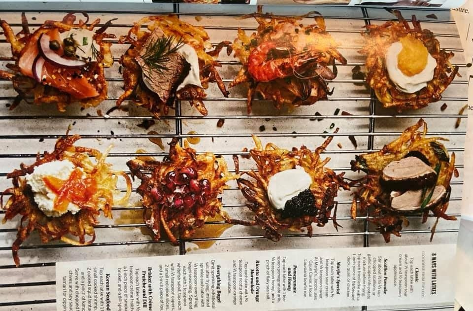 Photo of the offending Food & Wine article. (Twitter-@Mottel