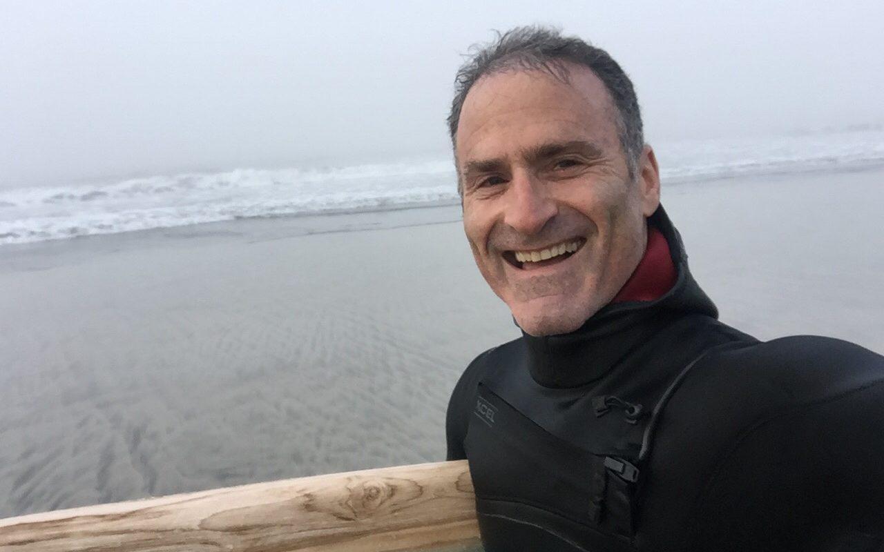 Rabbi Moshe Tom Heyn of Coastside Jewish Community