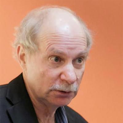 headshot of Fred Rosenbaum