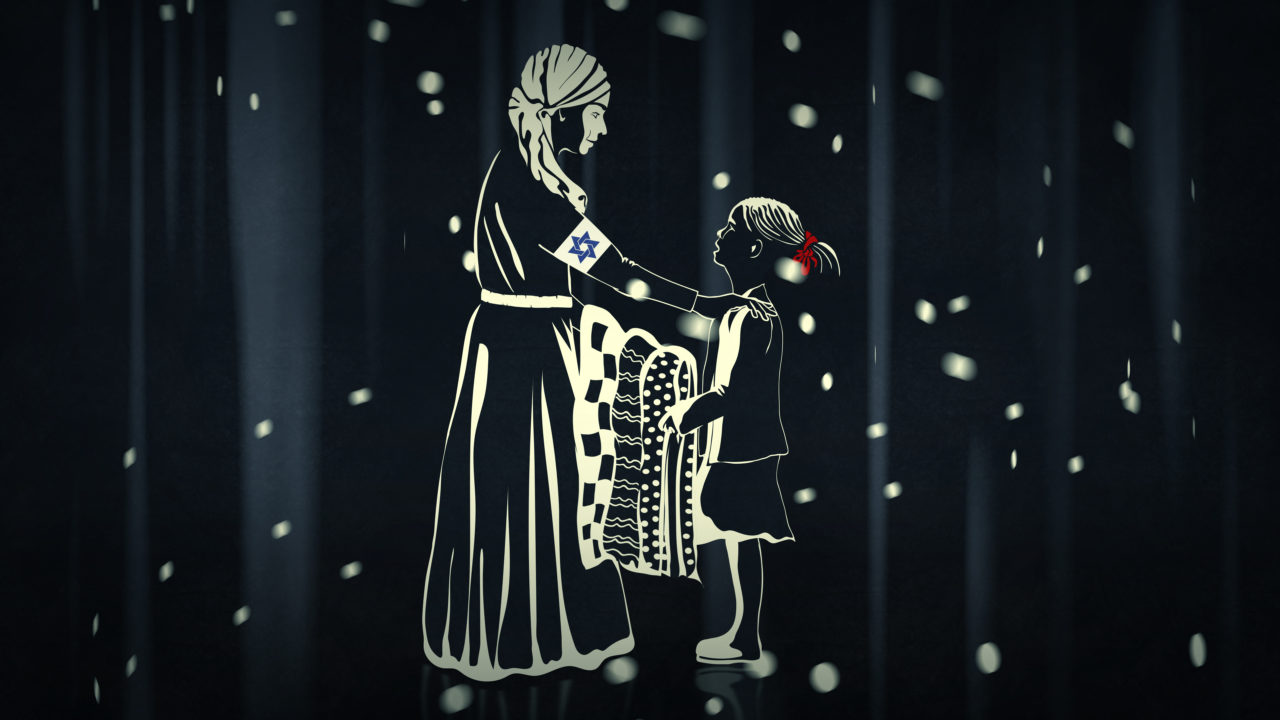 "Yoav Potash's documentary ""The Remembered"" uses animation by Igor Latukhin to bring the spoken recollections of the past to life."