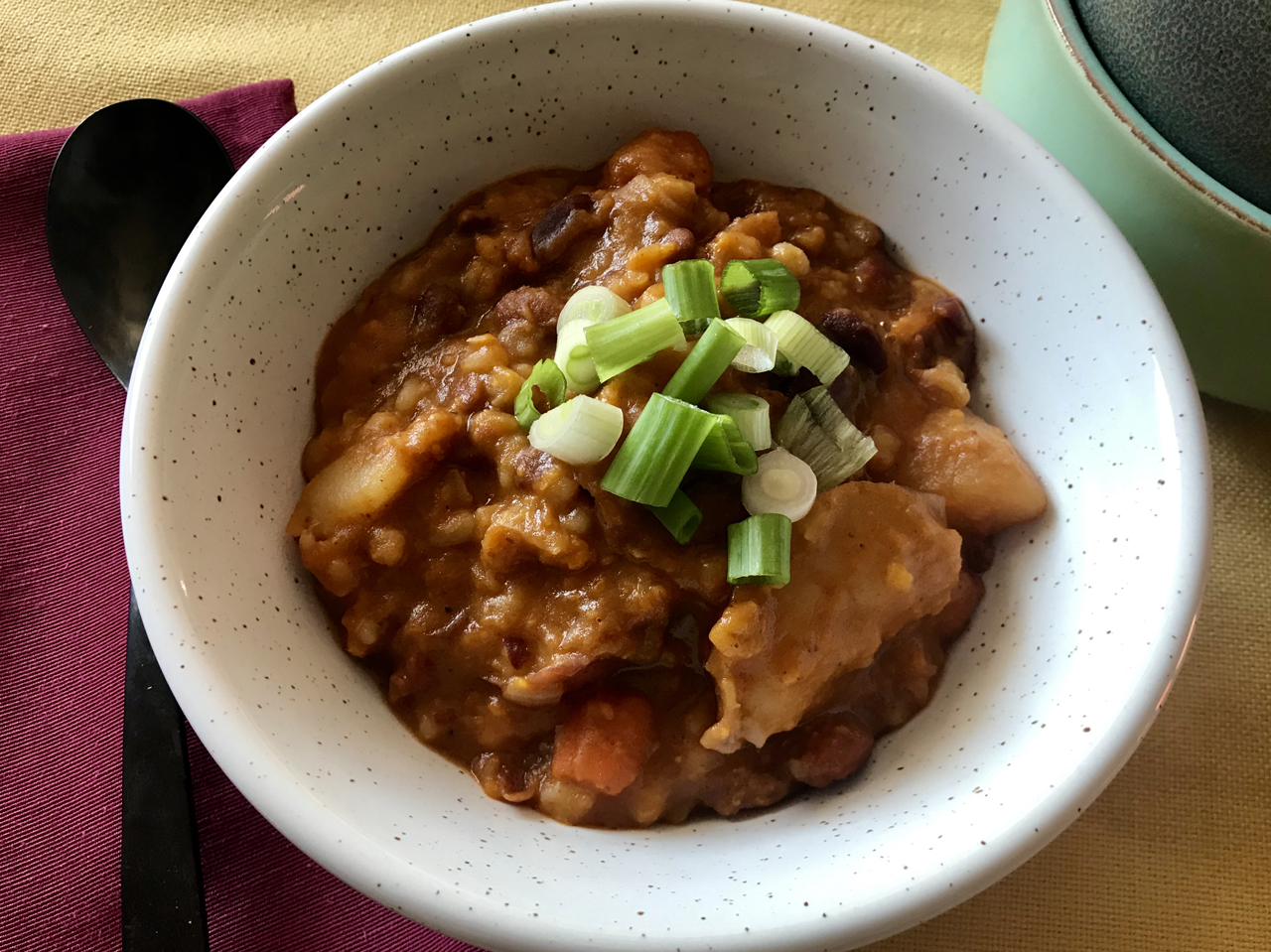 Cholent (Faith Kramer)