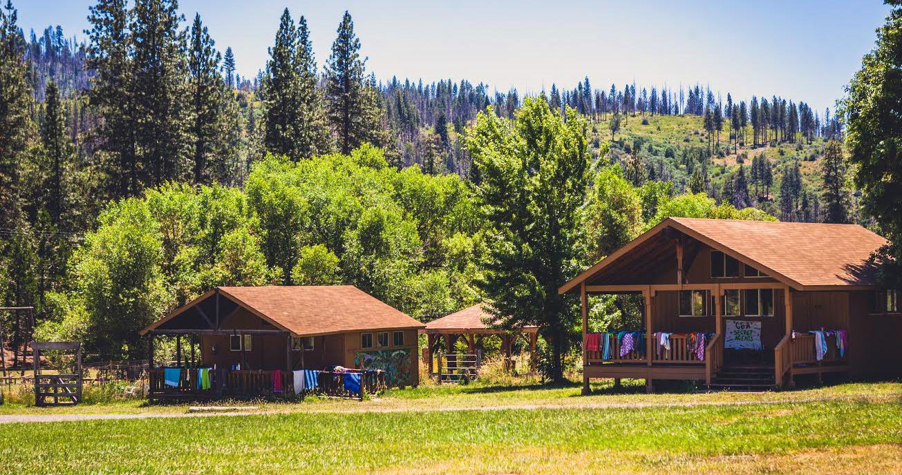 Camper cabins at Camp Tawonga, a Jewish overnight summer camp near Yosemite. (Photo/file)