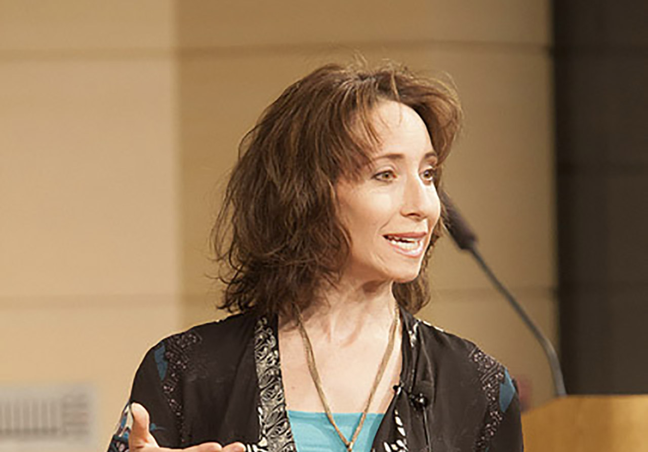 Elissa Epel, professor of psychiatry at UCSF (FROM FILE)