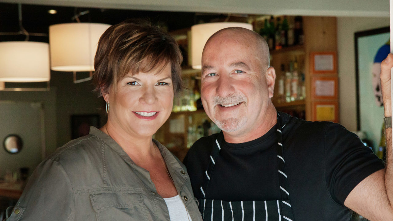 Terri and Mark Stark were looking forward to opening their Jewish deli in the North Bay.