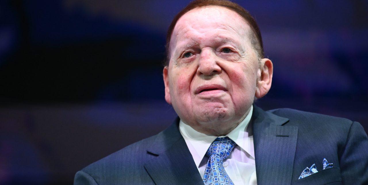 Sheldon Adelson (Photo/JTA-Mandel Ngan-AFP-Getty)