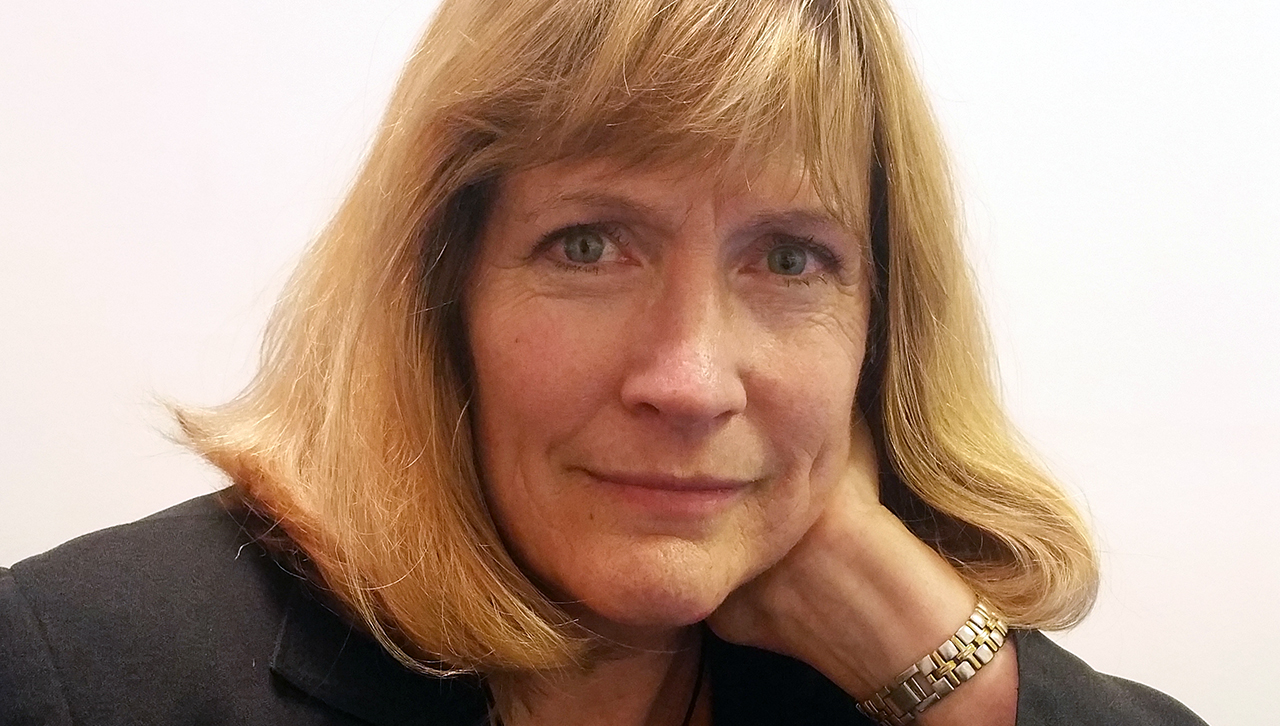 Sue Fishkoff is the editor of J. The Jewish News of Northern California. (Photo/David A.M. Wilensky)