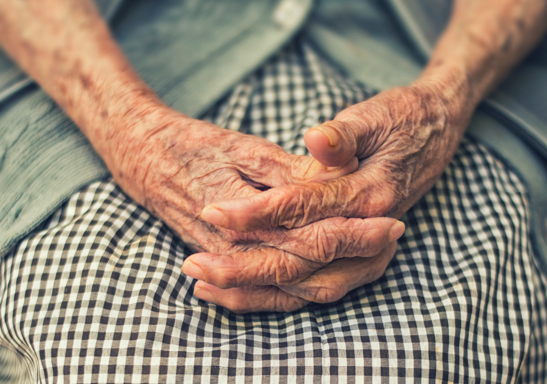 As the coronavirus has killed tens of thousands at senior care homes, strict measures have been instituted to help curb its spread. But those precautions have prevented family members from visiting their loved ones in person, causing frustration and pain. (Photo/Christian Newman)