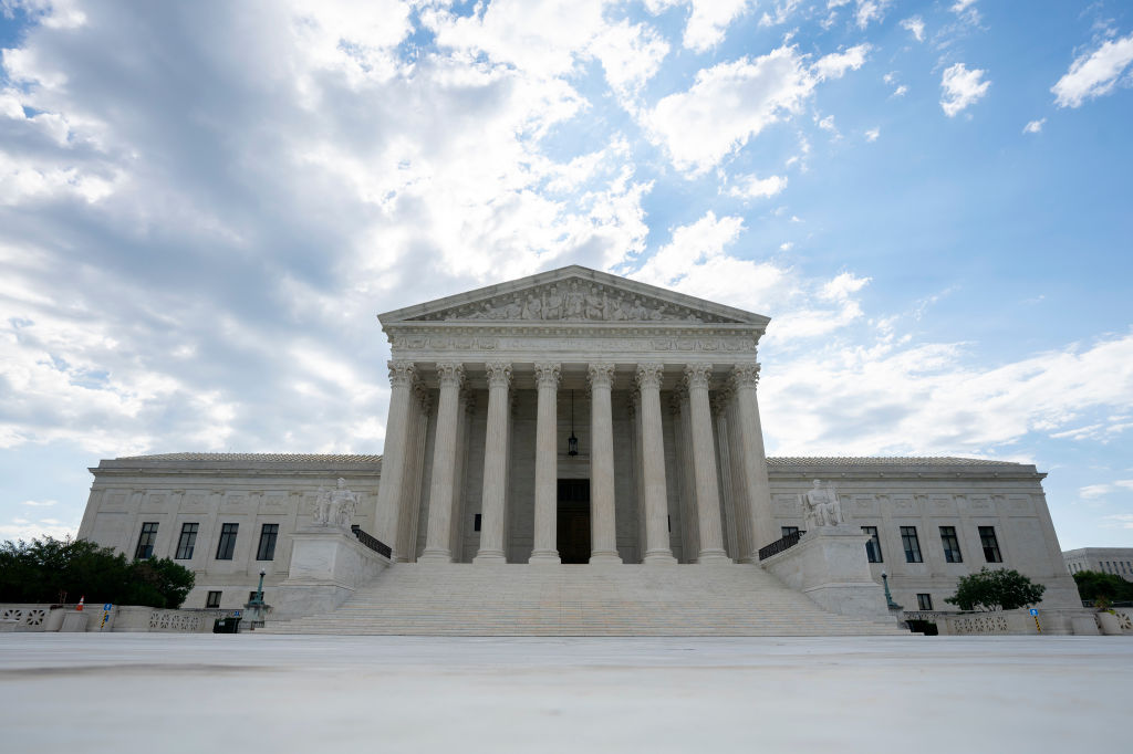 The U.S. Supreme Court handed proponents of school vouchers a victory in the Ezpinoza v. Montana Department of Revenue case. (Photo/JTA-Stefani Reynolds-Getty Images)