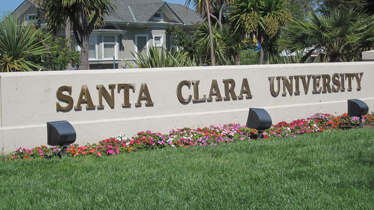 Santa Clara University is one of nine Northern California universities that benefit from the Koret Foundation's latest round of higher education grants. (Photo/Wikimedia-BrokenSphere CC BY-SA 3.0)