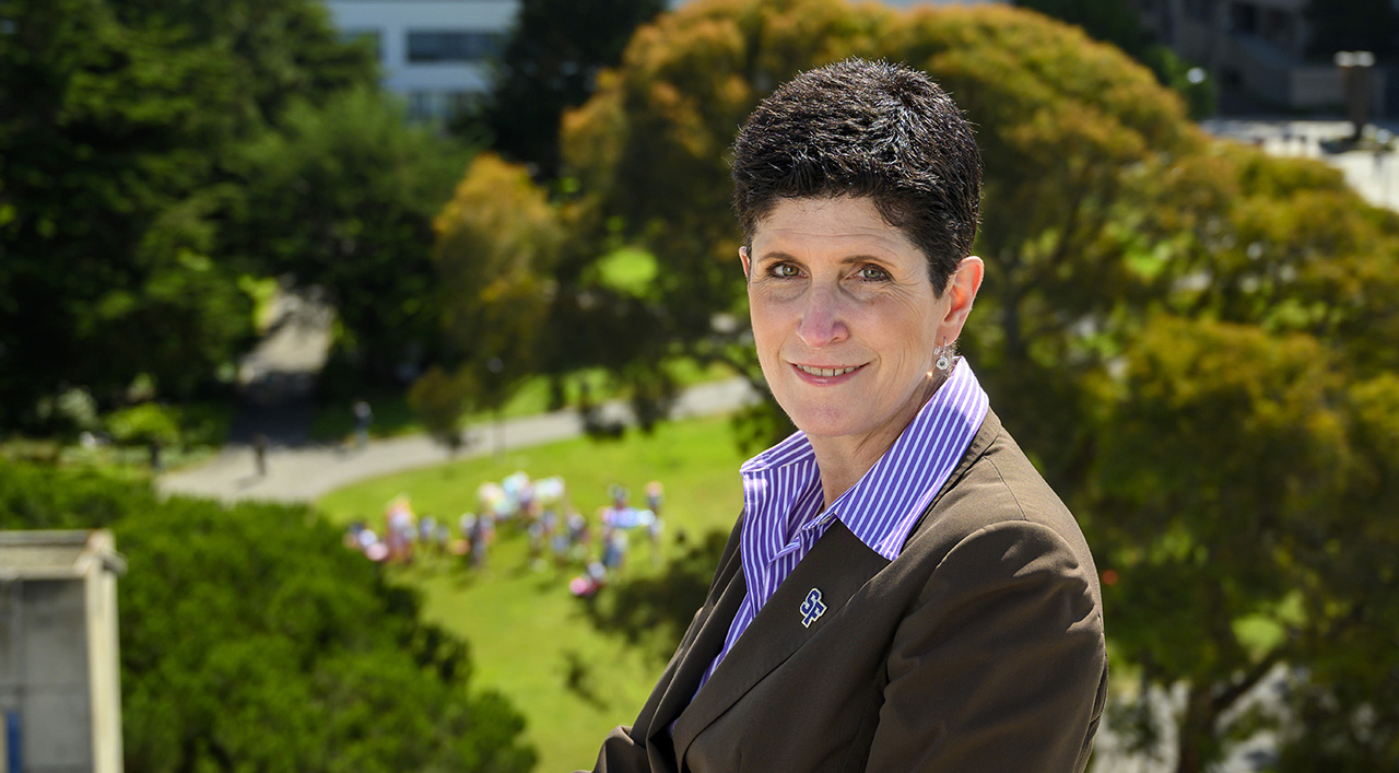 Lynn Mahoney is the president of San Francisco State University. (Photo/Courtesy SFSU)