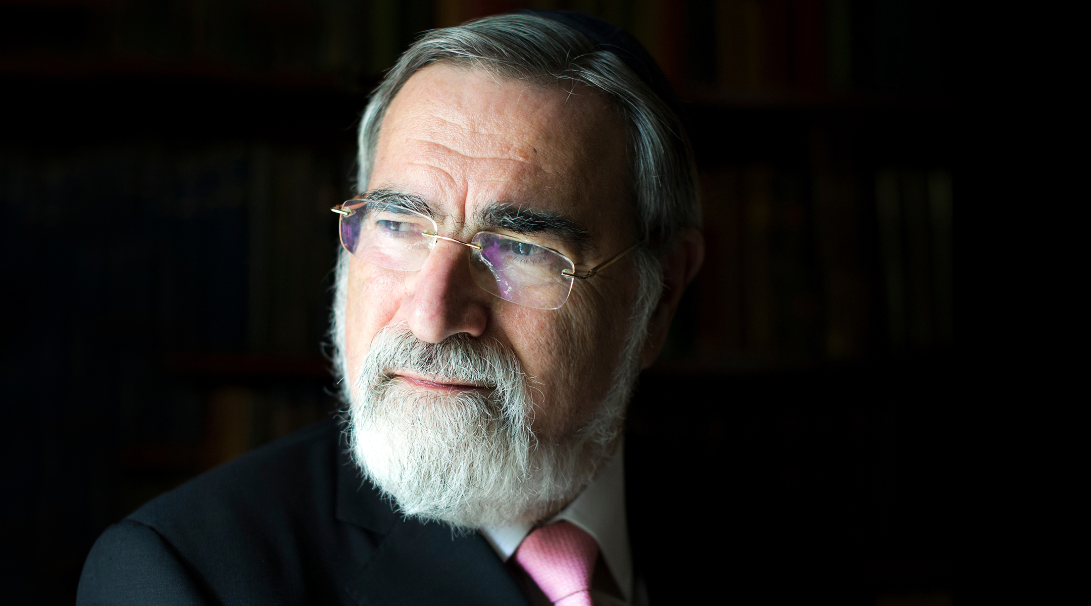Rabbi Jonathan Sacks (Photo/JTA-Courtesy)