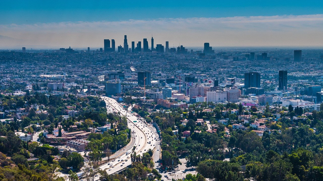 A view of Los Angeles. (Photo/Pixabay)