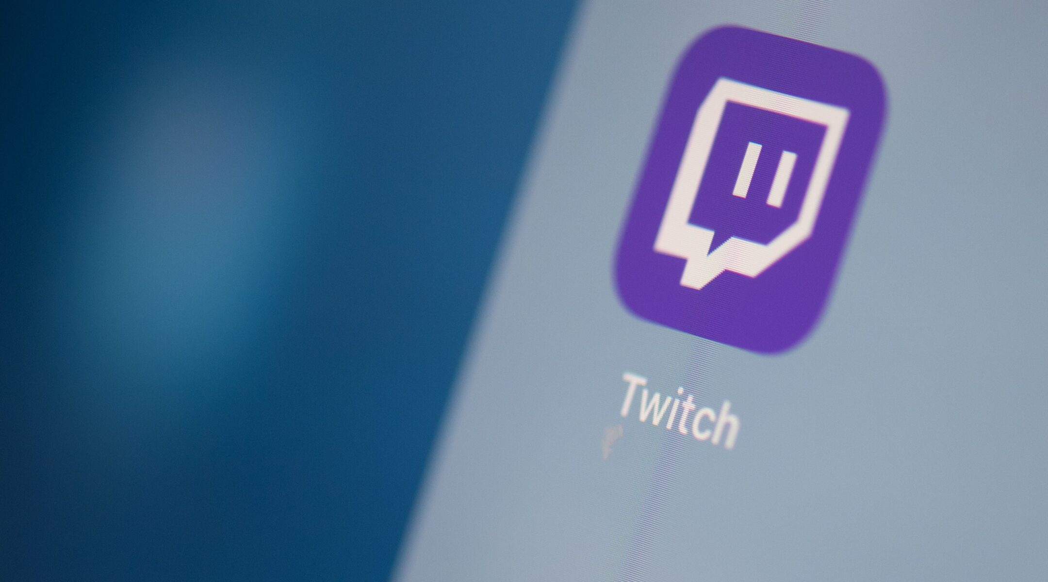 The streaming and gaming platform Twitch earned a B-grade in the ADL report on combating Holocaust denial. (Photo/JTA-Martin Bureau-AFP via Getty Images)