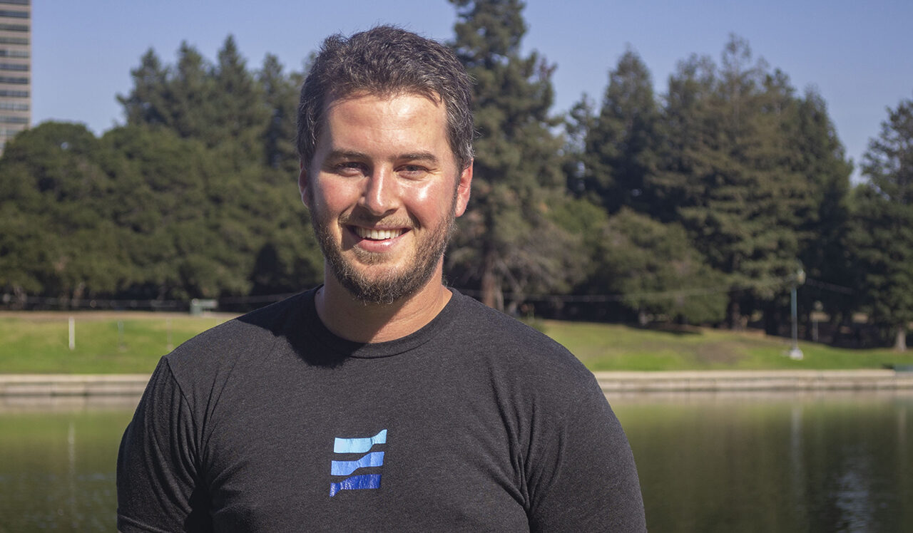 Zach Stein, co-founder of the Carbon Collective.