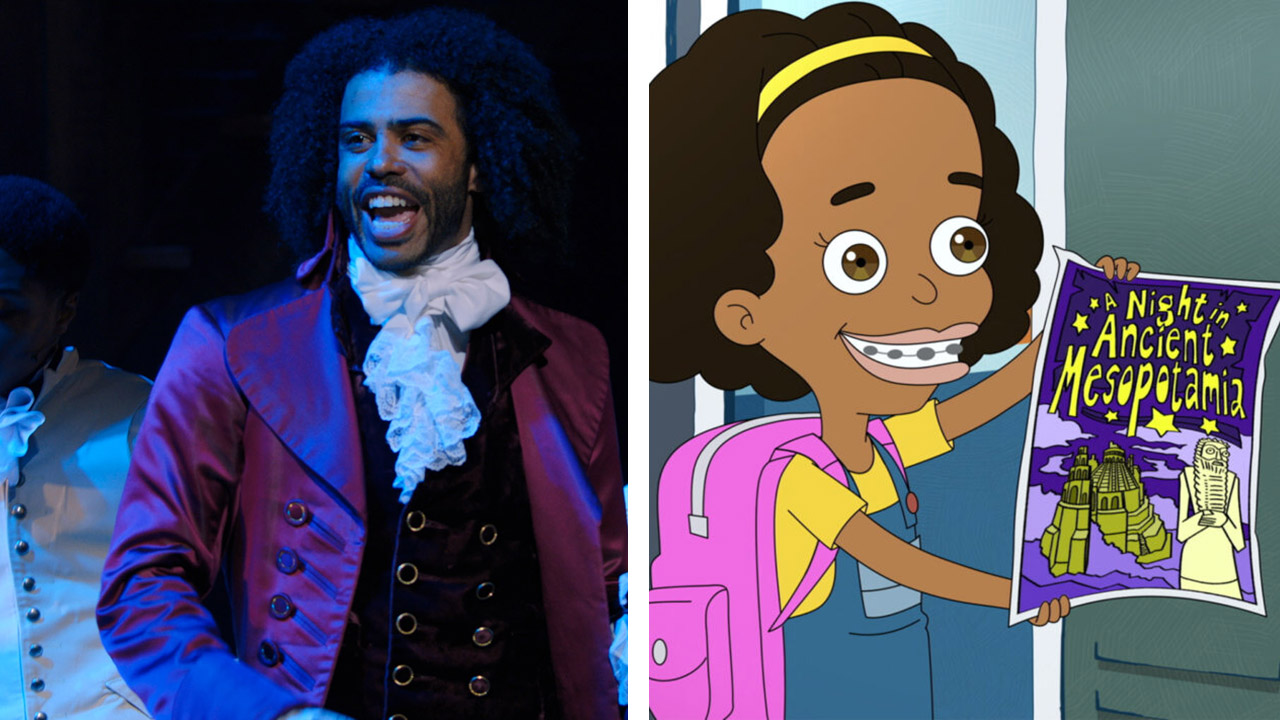 "Oakland's own Daveed Diggs in the filmed version of ""Hamilton"" and Missy, a Black Jewish character on ""Big Mouth."""
