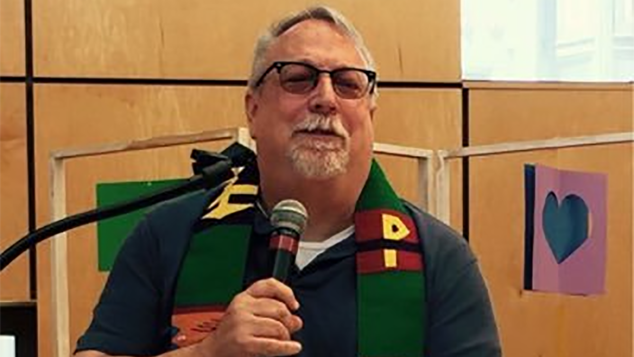 The Rev. Jim Mitulski is the interim pastor of the Island United Church UCC in Foster City, co-president of the Peninsula Multifaith Coalition and a member of the Peninsula Solidarity Cohort.