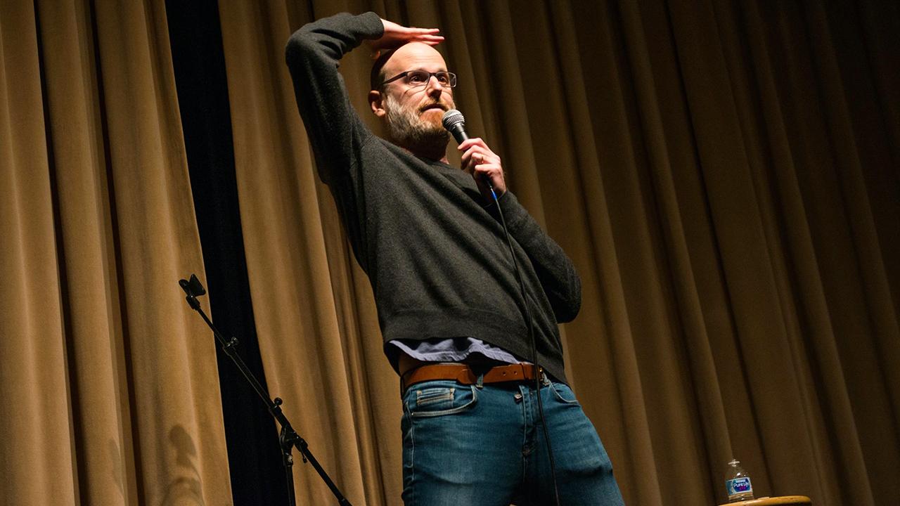 """Comedy for Peace"" is the brainchild of Israeli comedian Dotan Malach AKA Erik Angel."