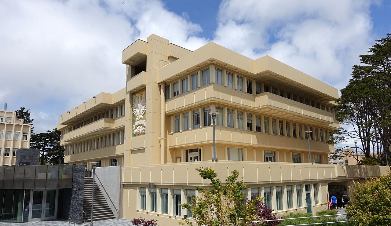 The University Center at University of San Francisco. (Photo/Wikimedia)