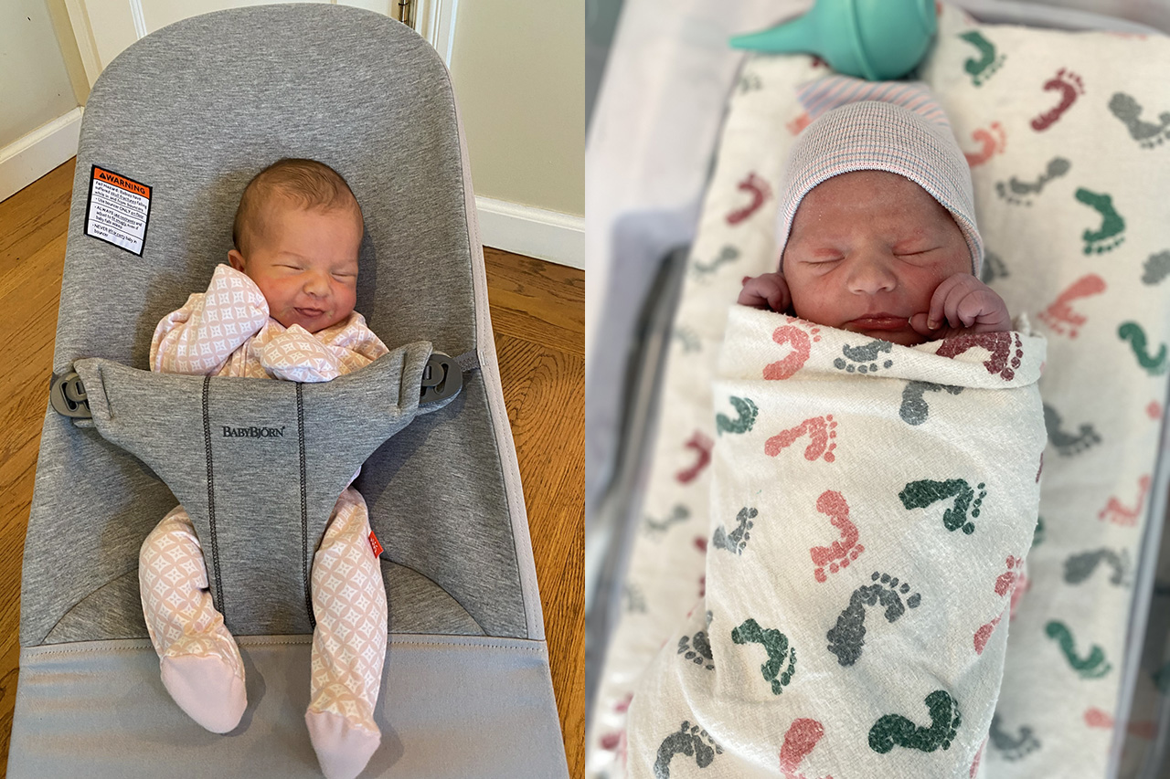 Welcome to Planet Earth, Winnie Rae Walder (left) and Kaete Townshend Porush (right)!