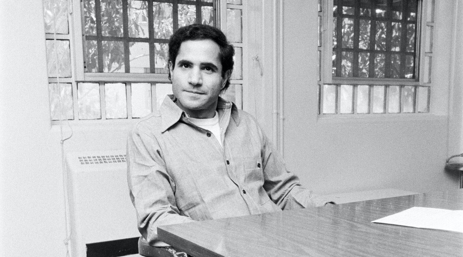 Sirhan Sirhan in 1979. (Photo/JTA-Mirrorpix via Getty Images)
