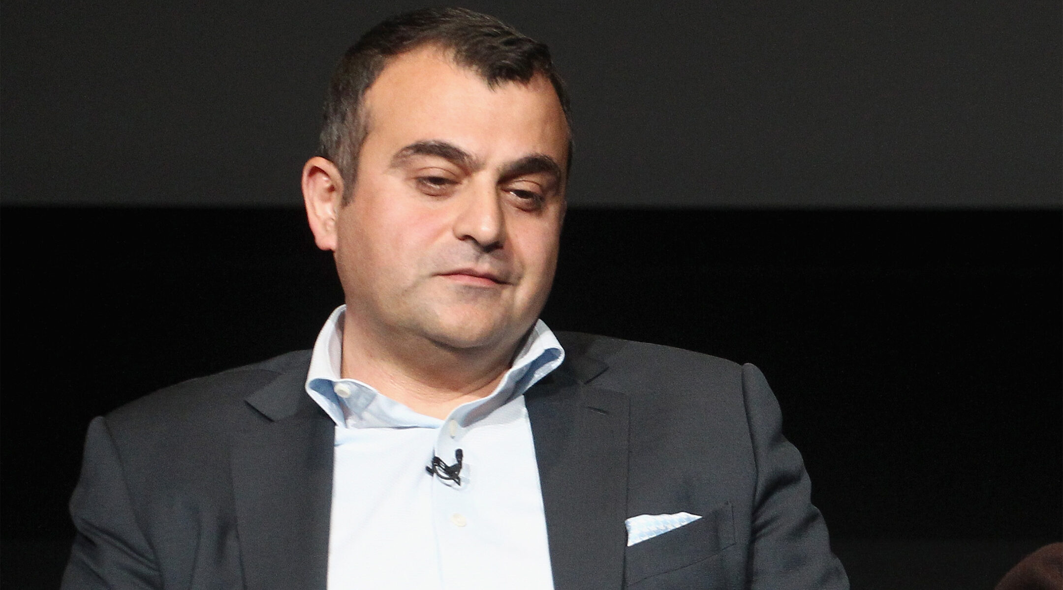 Ali Soufan, seen in 2018, had monitored al-Qaida for the FBI both before the 9/11 attack on the World Trade Center in 2001 and afterward. (Photo/JTA-Tommaso Boddi-Getty Images for Hulu)
