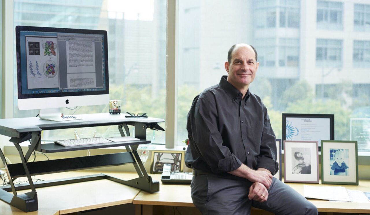 David Julius, a professor of physiology at UCSF, is one of two recipients of the 2021 Nobel Prize in Medicine or Physiology. (Photo/Courtesy UCSF)