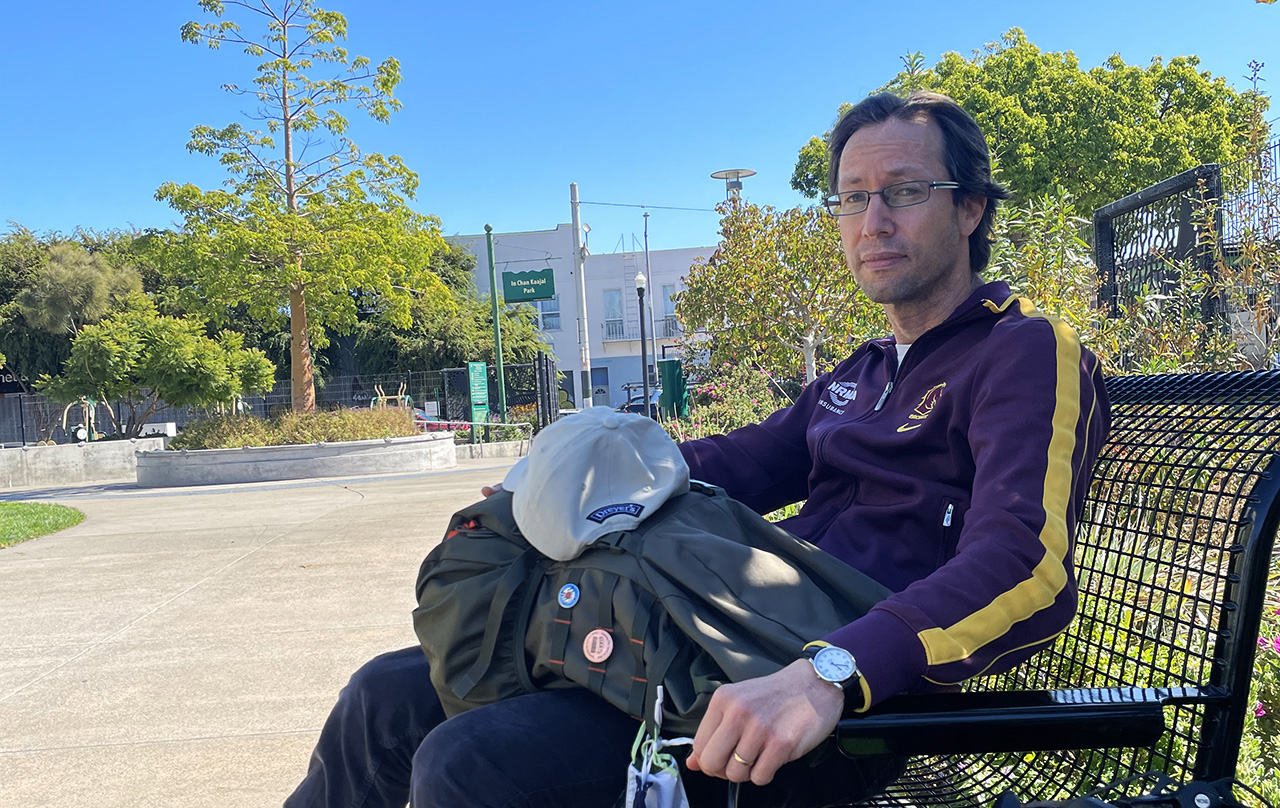 Joe Eskenazi is managing editor of Mission Local. (Photo/Eliyahu Kamisher)