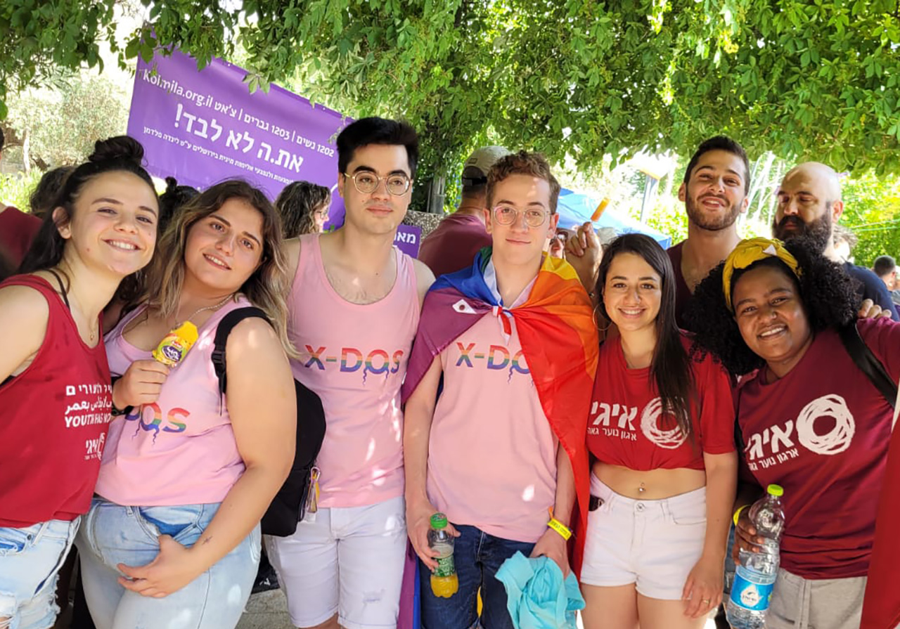 Queer Israelis and Americans have a lot in common, say leaders of Israel Gay Youth.